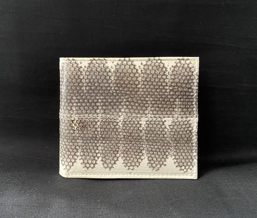 二つ折れ(カードと札のみ) 白