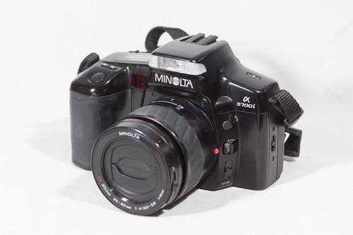 MINOLTA ミノルタ α5700i レンズ付き35-80mm