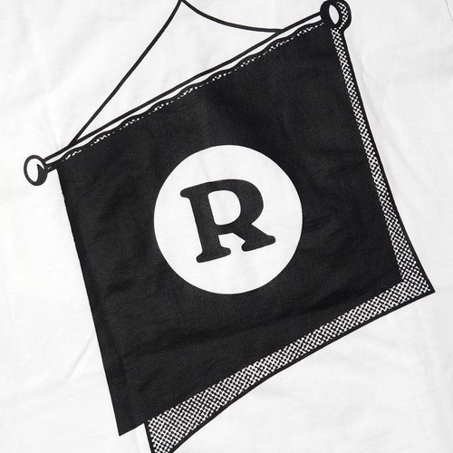 Black Flag Pocket Tee