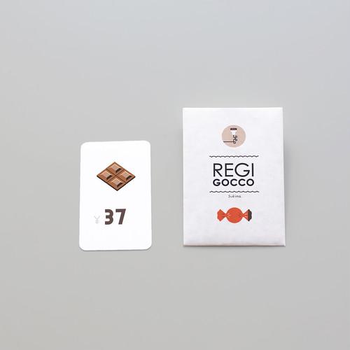 regi gocco card SNACK / レジごっこカード おかし