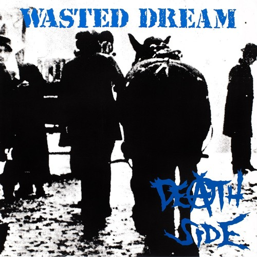 DEATH SIDE / WASTED DREAM (CD/BTR-064)  紙ジャケット仕様