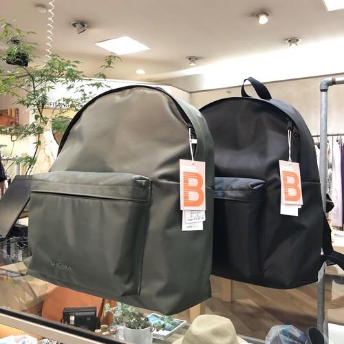 BENSIMON ベンシモン 日本限定バックパック COL カーキ/ブラック