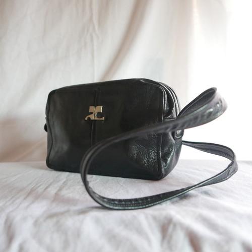 COURREGES 1970's  Shoulder Bag