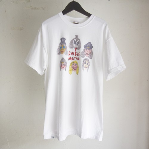 Chi-bee Metal WH Short Sleeve