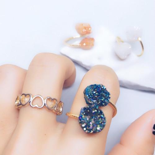 <Galaxy>2line ring