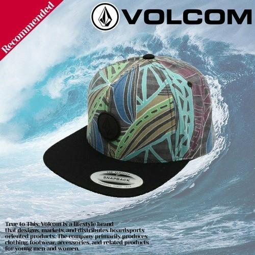 D5521501 キャップ メンズ 帽子 人気ブランド 旅行 プレゼント 夏 海 山 ストリート 通販 かっこいい VOLCOM ボルコム