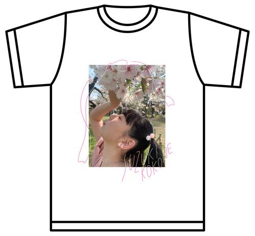 寿々木ここね 2021生誕Tシャツ