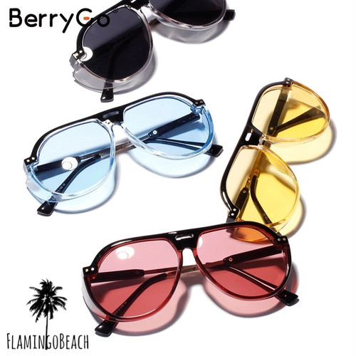 【FlamingoBeach】Candy sunglasses サングラス