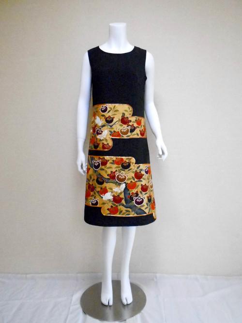 大人かっこいいワンピース Kimono Dress LO-177/S