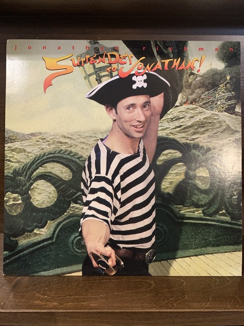 Jonathan Richman / Surrender  To Jonathan