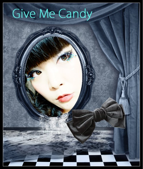 Give me Candy ハーフ
