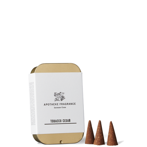 INCENSE CONE / Tobacco Cedar