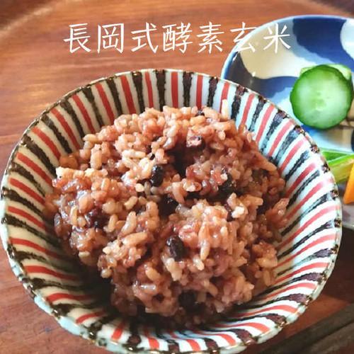 長岡式酵素玄米ご飯3450g(150g×23個)送料別