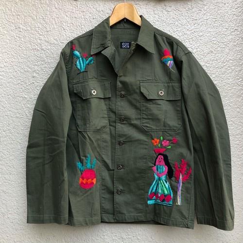 OAXACA `Mexican Jacket` ビンテージ ミリタリー ジャケット