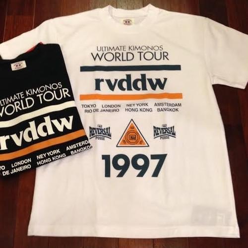 reversal / リバーサル | 1997 WORLD TOUR DRY MESH TEE