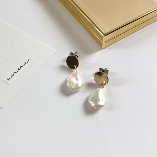 pearl earring #1