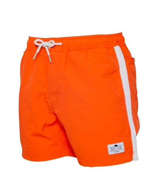 6/28(金)19:00発売 SUNS NEON COLOR SWIM SHORTS[RSW024]