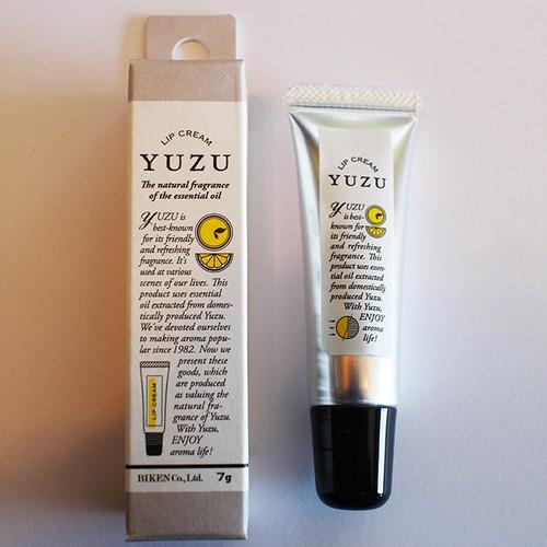 〈YUZU〉リップクリーム