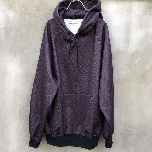 """rajabrook """"batik hoodie"""""""