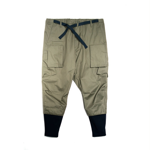 """ACRONYM P23A-S """"HD COTTON CARGO DRAWCORD TROUSER"""""""