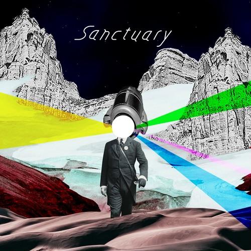 中田裕二 - Sanctuary(LP)
