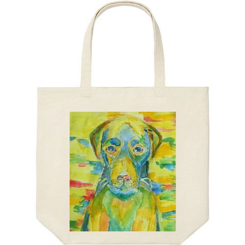 "Labrador ""Luckey"" Totebag"