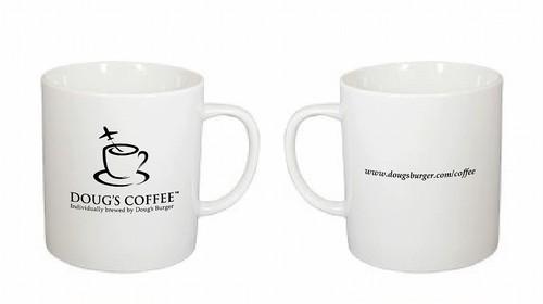 ダグズ・コーヒー マグカップ 公式デザイン版