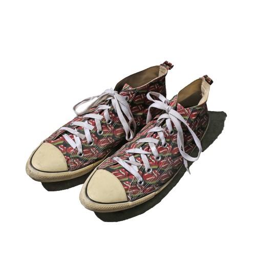 COMMEdesGARCONS HOMMEPLUS TheRollingStonesSneaker