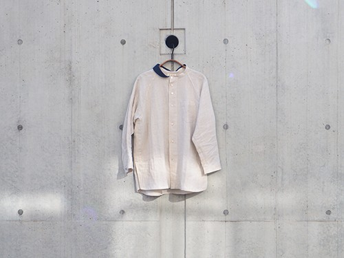 cotton_one colllar shirt