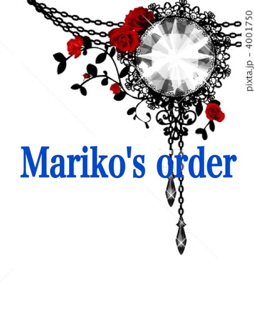Counseling jewelry【Mariko】2nd