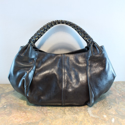 .GIVENCHY LEATHER HAND BAG/ジバンシィレザーハンドバッグ 2000000035932