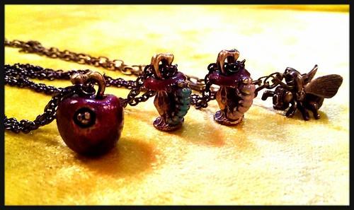 geshi「オリジナルネックレス」3タイプ/その1 ※グランプリーズオリジナル!