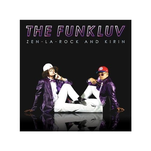 『THE FUNKLUV』CD