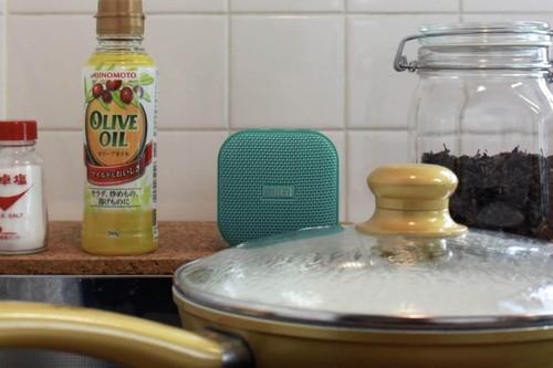 音楽付きスピーカー「Songs for Home」/ キッチン用の音楽「Song for Kitchen」