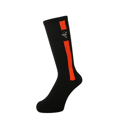 WHIMSY(ウィムジー) /POZESSION SOCKS  -BLACK-