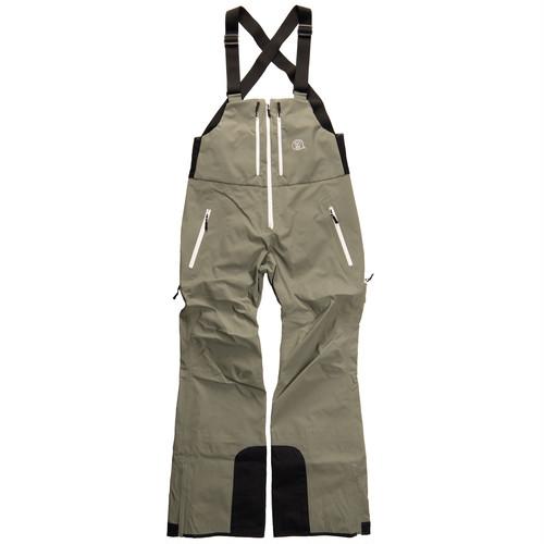 <予約商品>来期モデル2022unfudge snow wear // SMOKE BIB PANTS // ARMY