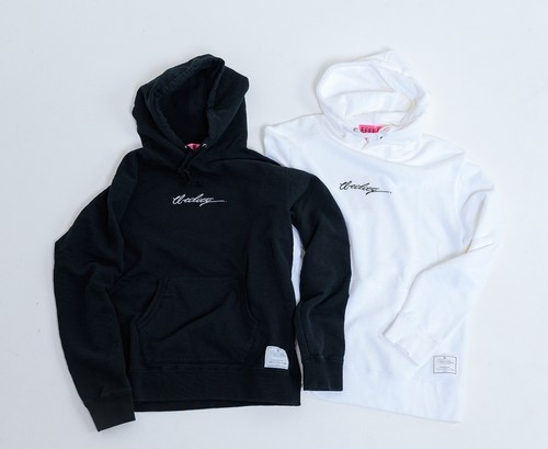 EFFECTEN(エフェクテン)'utility'embroidery hoodie