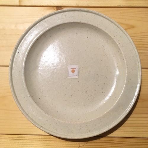 リム皿 小 白
