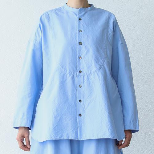 タリン、LEGGIUNOサックスシャツ