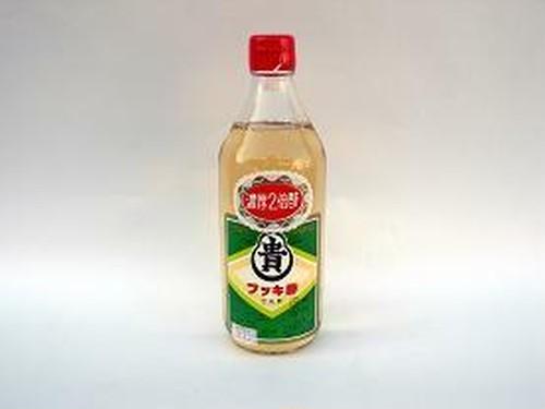 フッキ酢ゴールド(2倍酢) 500mlビン(2001)