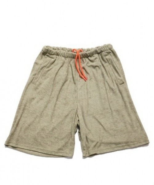 SUNNY SPORTS/PILE RELAX SHORTS   SN18S01200
