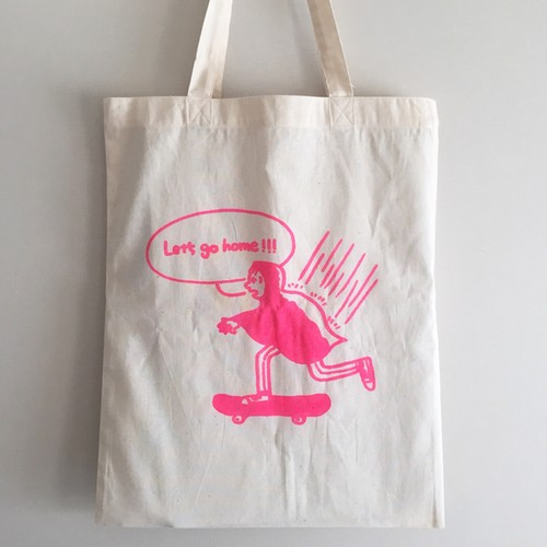 cheap bag(Let's go home series_A3size bag)