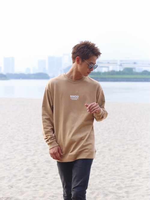 NWOD WAVE BIG TOPS(Beige)