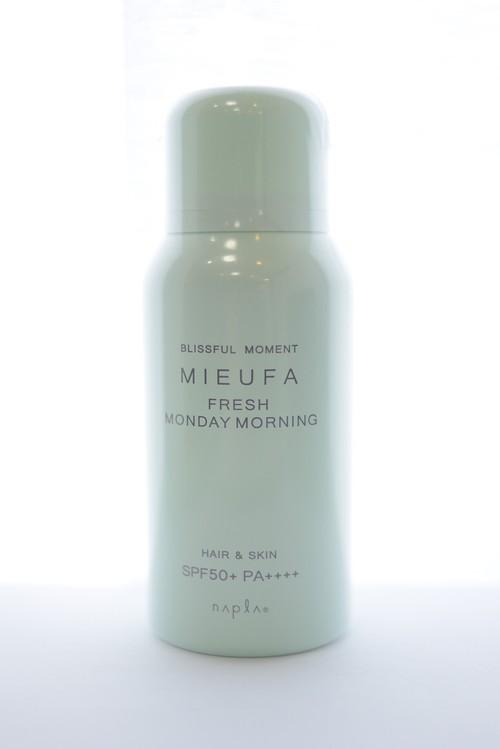 MIEUFA FRESH MONDAY MORNING フレッシュマンデーモーニング