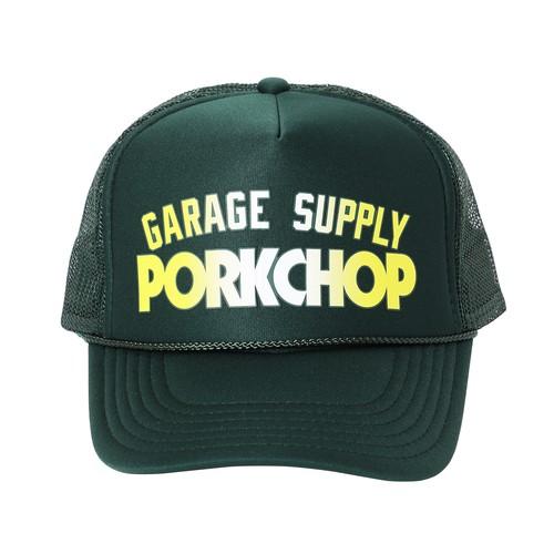 BLOCK LOGO CAP/DG