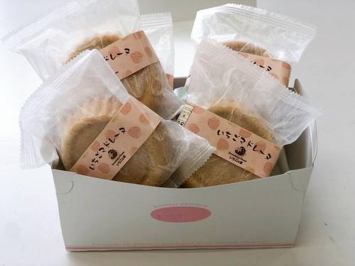 いちごマドレーヌ2箱10個入