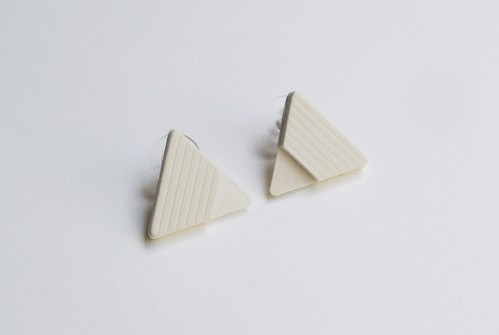 △SEER PIERCE / EARRING【STONE】