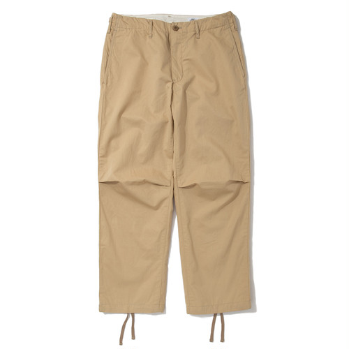 """Just Right """"Mil Trousers"""" Beige"""
