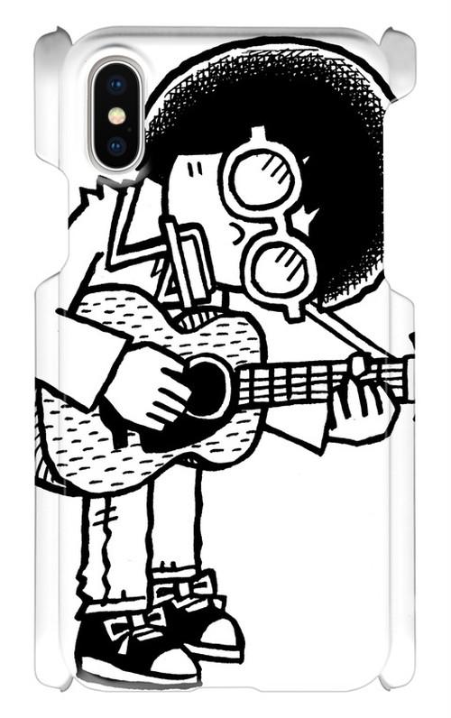 iPhone X 世田谷ピンポンズiPhonecase