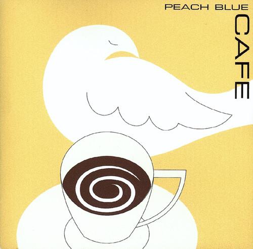 CAFE / Peach Blue